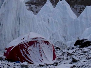 Advanced everest base camp