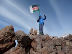 Mt Kenya or Kilimanjaro