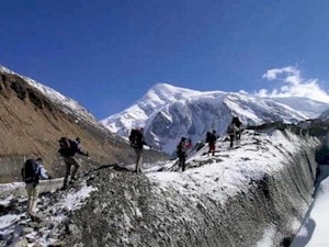 Dhaulagiri Trek in Nepal