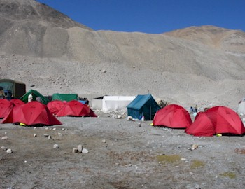 Everest Advanced Base Camp